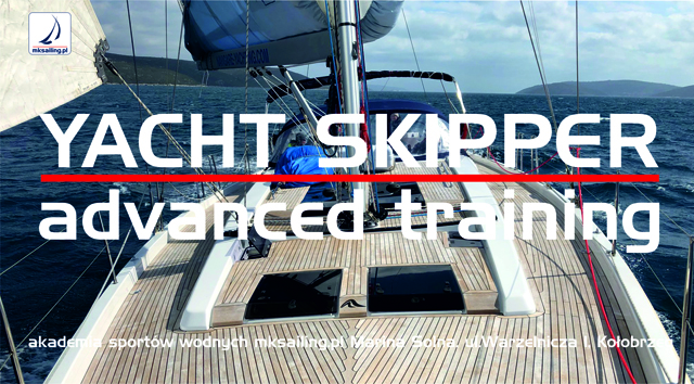 ADVANCED YACHT SKIPPER TRAINING - Offshore Skipper -