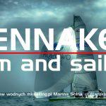 GENAKER - trim and sail